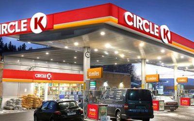 Bøde til Circle K