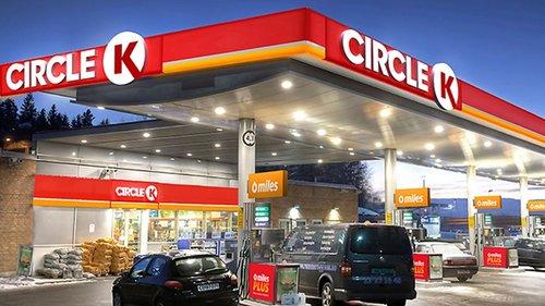Flere tankstationer