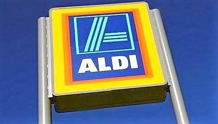 Tank hos Aldi