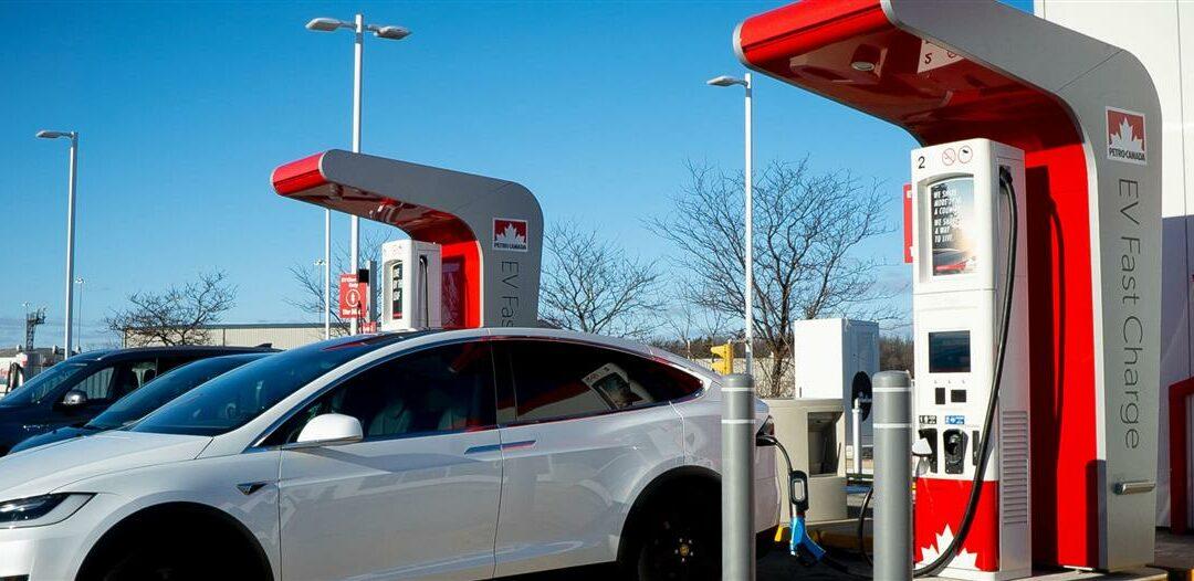 Canadisk tro på elbiler