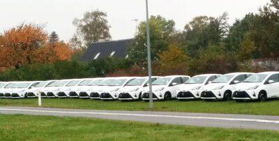 Bornholmsk bilindkøb