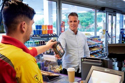 Corona-krisen betyder færre kunder på servicestationerne