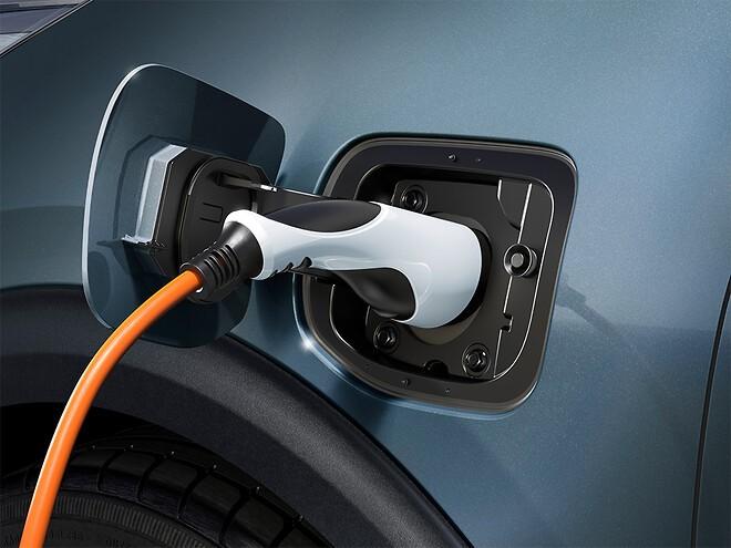 Næsten hver femte nye bilkøb i oktober har kunnet oplades