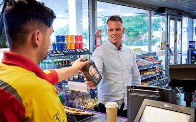 Shell udlover brændstof i præmie for hurtig afhentning af pakker