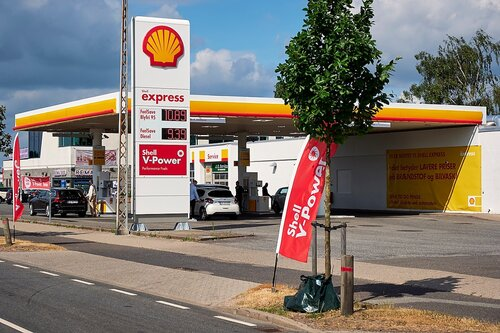 Lokale ildsjæle genopliver tankstation