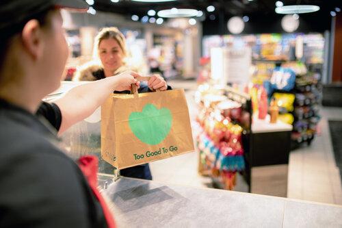 Circle K Danmark introducerer Too Good To Go-lykkeposer